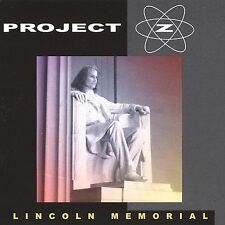 Lincoln Memorial * by Project Z (CD, Nov-2005, Abstract Logix)