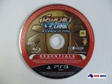 PS3 Ratchet Clank - A Crack in Time - For PlayStation 3 PS3: Disc Only