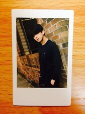 K-POP B.A.P CONCERT 2016 LIVE ON EARTH FINALE YOUNGJAE OFFICIAL SIGNED POLAROID