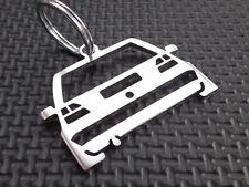 VW GOLF MK2 keychain GTI 16v RABBIT G60 SYNCRO TUNING 8v DIESEL VR6 2 GT keyring