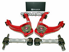 Skunk2 Pro Plus Camber Kits 96-00 Honda Civic & Si (Front+Rear)