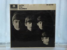 """The Beatles - With The Beatles 12"""" Lp 1963"""