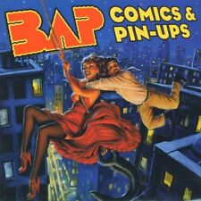 BAP Comics & Pin-Ups / EMI RECORDS CD 1999