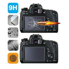 2-Pack Deerekin 9H HD 2.5D Tempered Glass LCD Screen Protector For Sony a77 a99