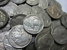 FULL Date Buffalo Nickel Roll // MIXED DATE // 40 Coins