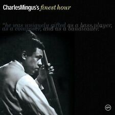 Charles Mingus - Finest Hour (Best of)  VERVE RECORDS CD 2002