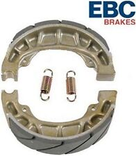 EBC Grooved Rear Brake Shoe 1982-1988 Suzuki GN250 # 602G