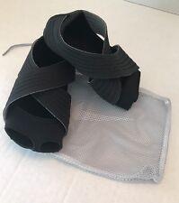 New Nike Women's Studio Wrap 684861 001 BLACK SZ SMALL WITH BAG