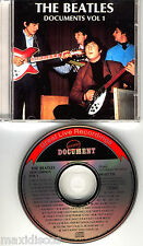 CD - The Beatles - Documents Vol. 1 (Pop, Beat, 60's) VERY RARE!!! NEW - NUEVO