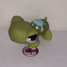 Littlest PetShop TORTUE CARAPACE BLEUE 149 TURTLE Pet Shop M04