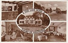 Multiview, The Lake Hotel, PORT OF MONTEITH, Stirlingshire RP