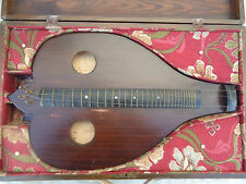 Alte Zither Herzzither
