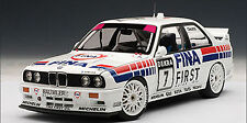 "AUTOART 1992 BMW M3 DTM ""FINA"" CECOTTO #7 1:18**New Release**Super Hot!"