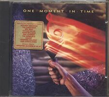 One moment in time - Olympic Games - WHITNEY HOUSTON BEE GEES CD 1998 NEAR MINT