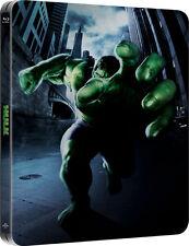 Hulk (Steelbook) Zavvi Lenticular ALL REGIONS (A,B,C) BRAND NEW BLU-RAY