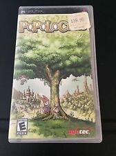 PoPoLoCrois (Sony PSP, 2005) Complete With Manual