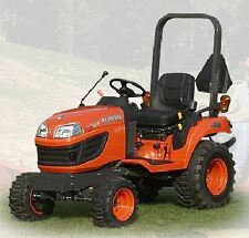 KUBOTA BX-1860 BX-2360 BX-2660 TRACTOR WORKSHOP SERVICE REPAIR MANUAL - ON CD