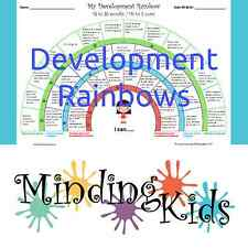 DEVELOPMENT RAINBOWS (PRIME) - Track children's progress from 0 to 12 years!