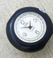 SLAVA 1601 UNUSUAL PLASTIC CASE 1980s Soviet Russian Mechanical Wrist Watch