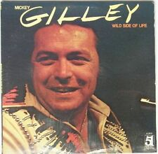 Mickey Gilley - Wild Side Of Life USA 1979 LP