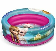 Disney Frozen Inflatable 3 Rings 100cm Paddling Swimming Pool *BRAND NEW*
