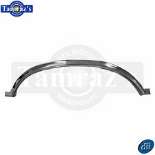 78-87  El Camino / Caballero REAR Wheel Well Bed Opening Chrome Trim Molding LH