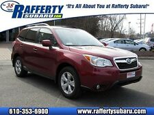 Subaru: Forester 2.5i Limited