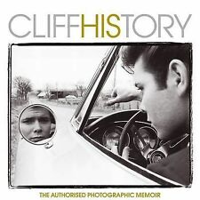 CLIFFHISTORY: The Authorised Photographic Memoir by Cliff Richards (Hardback, 20