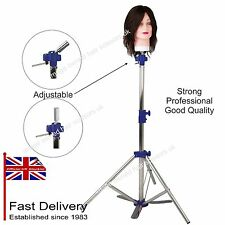 Training Head STAND For Practice Sally Heads Blocks TRIPOD stand GOOD Quality