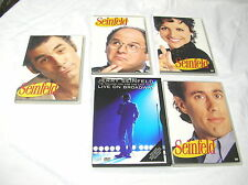 SEINFELD, Complete Season Three, 4-DVD Set, + JERRY SEINFELD LIVE ON BROADWAY