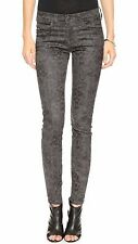 NWT$218 Current Elliott The Ankle Skinny Cheville Castle Dirty Paws Sz 25