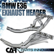 92-99 BMW E36 3-Series M3 2.8/3.2L L6 Stainless Racing Manifold Header/Exhaust