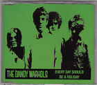 The Dandy Warhols - Every Day Should Be A Holiday - CD (1997 4 x Track)