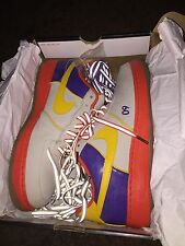 Nike Air Force 1 All Star Supreme 09 Men's Size 11