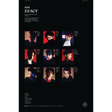EXO-[EX'ACT] 3rd Album KOREAN CHINESE MONSTER Ver. Original FOLDED POSTER ONLY