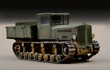 Trumpeter 07120 1/72 Russian Soviet Komintern Artillery Tractor Plastic Model