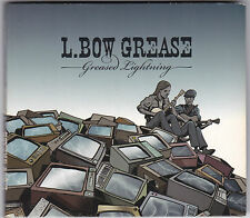 L.BOW GREASE - GREASED LIGHTNING CD ALBUM DIGIPACK 2004