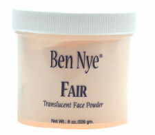♥ BEN NYE Translucent Face Powder 8 oz. ~ FAIR