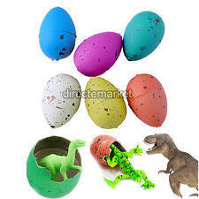 12pcs Magic Growing Egg Water Hatching Dinosaur Inflatable Cute Toys Child Gift