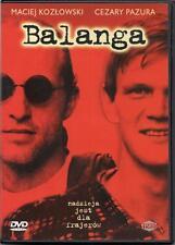 Balanga (DVD) Cezary  Pazura, Maciej Kozlowski POLSKI POLISH