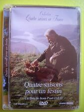 DVD   QUATRE SAISONS POUR UN FESTIN  , de la collection quatre saisons en FRANCE