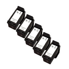 5 Black Ink Cartridge for HP 96 Photosmart 2575 2600 2610 2710 8030 8038 8049