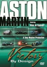 ASTON MARTIN VICTORY BY DESIGN DVD RACING CARS BIRA ULSTER 16V TWIN CAM DBS-V8