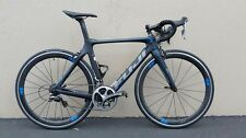 52cm 2015 Fuji Transonic 1.3 Full Carbon Fiber Racing Road Bike DURA ACE 16lbs!
