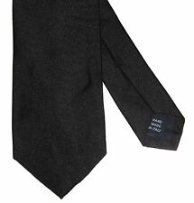 Polo Ralph Lauren Mens Made In Italy Silk Wool Knit Neck Tie New