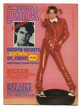PINK Magazine No 303 March 31 1979 Superman Christopher Reeve Bay City Rollers