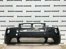 BMW X3 E83 LCI 2007-2010 FACE LIFTING FRONT BUMPER GENUINE [B617]
