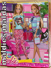 Barbie Stylin' Friends Barbie & Summer BDB42 NEU/OVP Puppe
