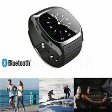 Men Sports Bluetooth Smart Watch For Android Alcatel One Touch Samsung S5 S6 S7
