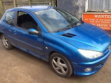 **BREAKING** Peugeot 206 Sport 2.0 HDI RHY Garrett Turbo Charger (2006) Blue KMF